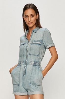 Tally Weijl - Kombinezon jeansowy