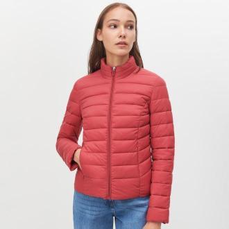 Reserved - Pikowana kurtka - Różowy