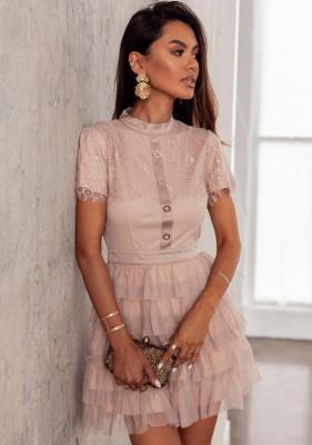 Sukienka Arpan - beż (S)