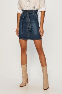 Answear - Spódnica jeansowa Answear Lab