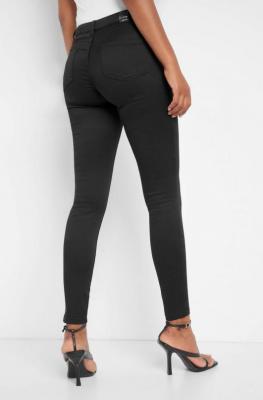 Elastyczne jeansy skinny