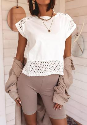 Bluzka Odulia - biała (L)