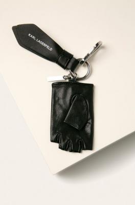 Karl Lagerfeld - Brelok skórzany