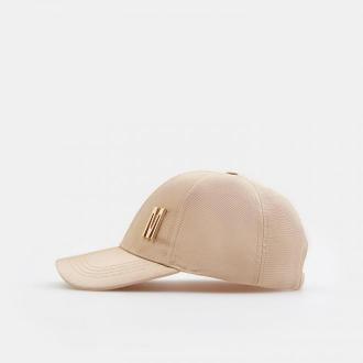 Mohito - Połyskująca czapka z daszkiem Eco Aware - Beżowy