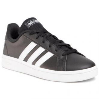 Adidas GRAND COURT BASE EE7900 W Czarny
