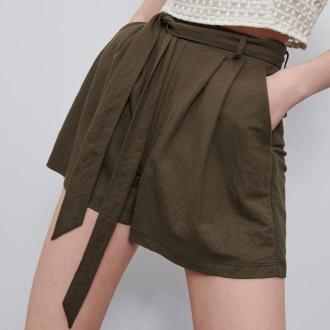 Reserved - Krótkie szorty - Khaki