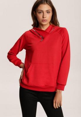 Czerwona Bluza Rhodie