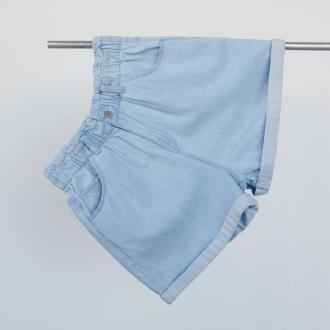 Reserved - Szorty jeansowe - Niebieski