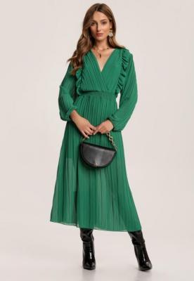Zielona Sukienka Feltyse