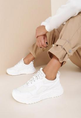 Białe Sneakersy Belladoris