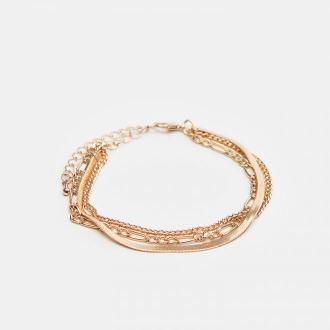 Mohito - Łańcuszkowa bransoletka - Złoty