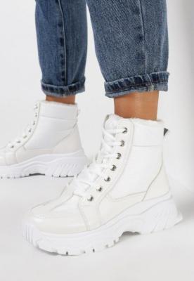 Białe Sneakersy Yseraith