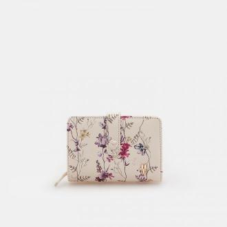 Mohito - Mały portfel w kwiaty - Wielobarwny