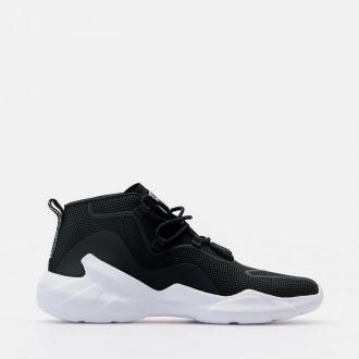 Cropp - Sneakersy chunky - Czarny