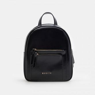 Mohito - Lakierowany plecak - Czarny
