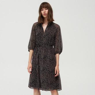 Mohito - Wzorzysta sukienka Eco Aware - Wielobarwny