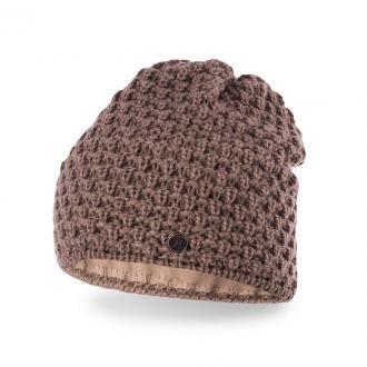 Zimowa czapka damska z polarem - Zdjęcie 1