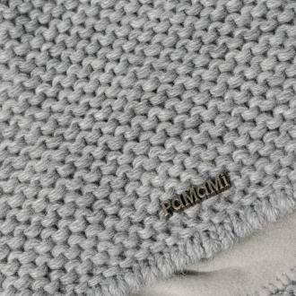 Zimowa czapka damska z polarem - Zdjęcie 2