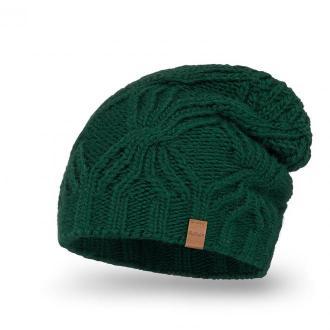 Przedłużana czapka damska w arany - Zdjęcie 1