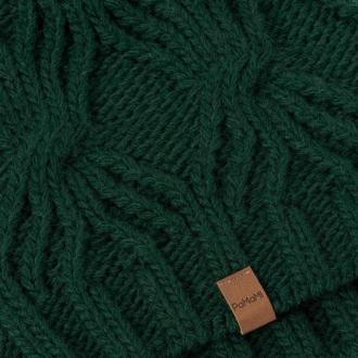 Przedłużana czapka damska w arany - Zdjęcie 2
