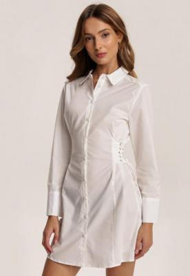 Biała Koszula Dracneth