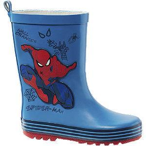 Niebieskie kalosze chłopięce Spiderman