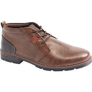 Brązowe buty męskie Easy Street