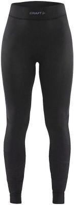 Craft Active Intensity Spodnie Kobiety, black/asphalt M 2020 Spodnie termiczne długie - Zdjęcie 1