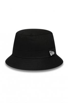 Buckethat New Era ESSENTIAL BUCKET BLK 12285466 BLACK - Zdjęcie 1
