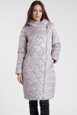 Płaszcz z asymetrycznym zapięciem - Zdjęcie 1