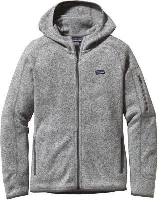 Patagonia Better Sweater Bluza Kobiety, birch white XS 2020 Kurtki wspinaczkowe - Zdjęcie 1