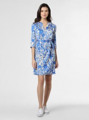 Apriori - Sukienka damska, niebieski - Zdjęcie 1