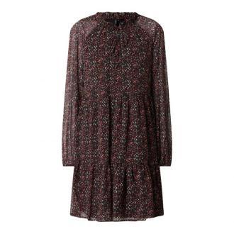 Sukienka z szyfonu model 'Caroline' - Zdjęcie 1