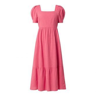 Sukienka z bawełny ekologicznej model 'Idris' - Zdjęcie 1
