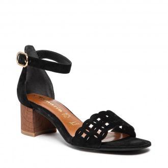 Sandały TAMARIS - 1-28259-26 Black 001 - Zdjęcie 1