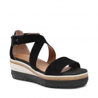 Sandały TAMARIS - 1-28005-26 Black 900 - Zdjęcie 1
